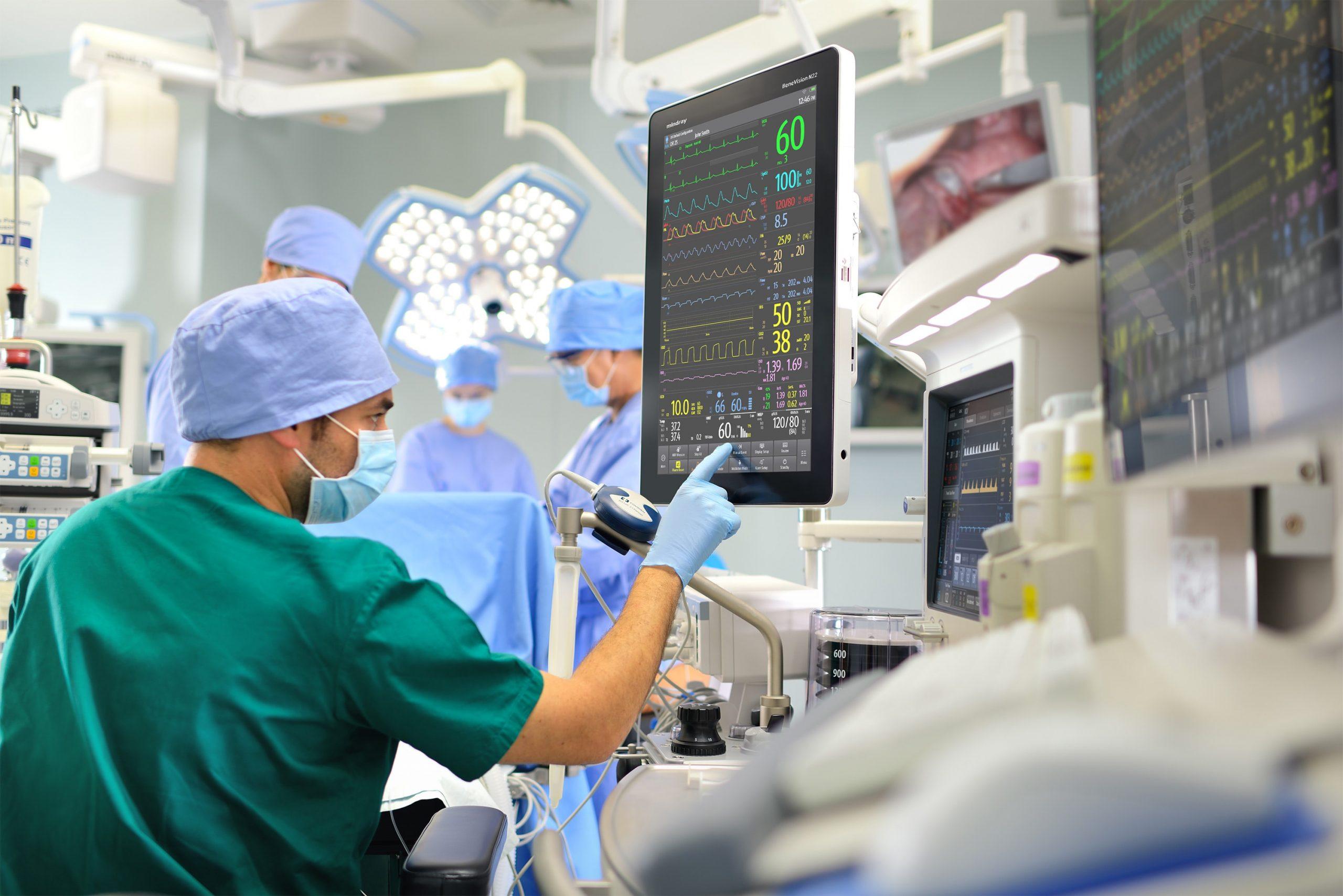 Attività ospedaliere